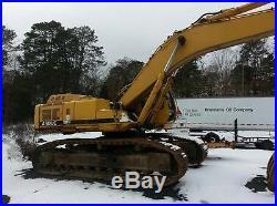 John Deere 450C LC Excavator