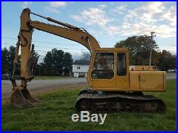 John Deere 490D Excavator Thumb Work Ready