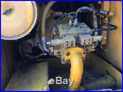 John Deere 490 Hydraulic Excavator