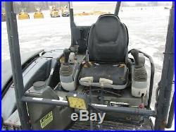 John Deere 50D Used Mini Excavator Tractor Dozer Rubber tracks Diesel Blade