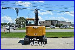 John Deere 75d Excavator Refurbished