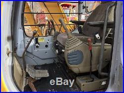 John Deere 80 Hydraulic Excavator Trackhoe