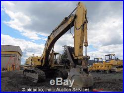 John Deere 992E LC Hydraulic Excavator Cab Hyd Thumb 48 Bucket Diesel bidadoo