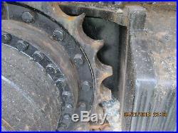 John Deere Excavator 200C LC, 2006 Year. Deere Excavator. John Deere
