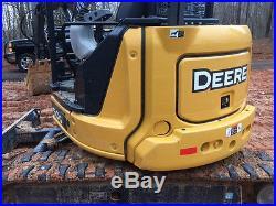 John Deere Excavator 2015 50 G