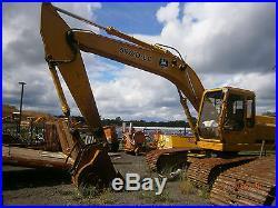 John Deere Excavator 690D-LC