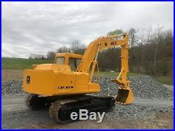 John deere 490d excavator