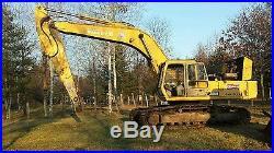 John deere 892 D Lc excavator caterpillar komatsu