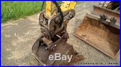 KOBELCO SR35SR-2 Mini Excavator SR35 Tilt Swing 2 Bucket FULLY SERVICED 6146Hr