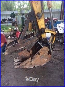 KOMATSU PC78US-6 2005 Excavator 2664 Hours