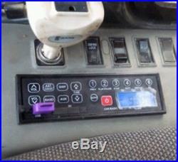 KOMATSU RADIO 24v 12v AM/FM EXCAVATOR DOZER LOADER GRADER EARTHMOVING TRUCK