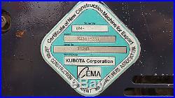 Kubota Kx161