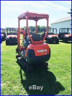 Kubota Kx41-2 Mini Excavator
