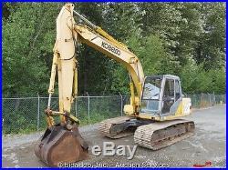 Excavators » Blog Archive » Kobelco SK120LC Mark IV