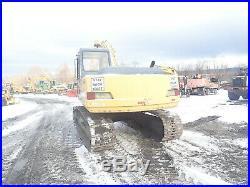Kobelco SK150 LC Hydraulic Excavator RUNS MINT! CLEAN! Isuzu Dsl SK-150