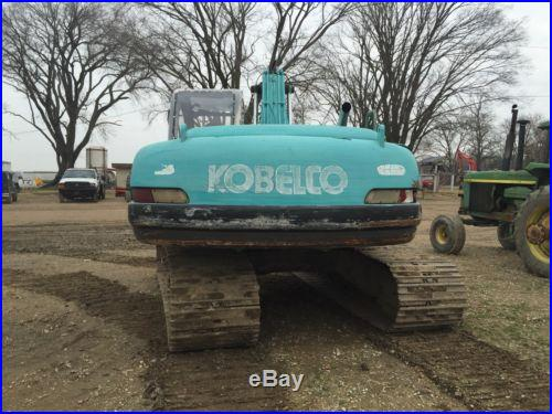 Kobelco Sk200 No Reserve