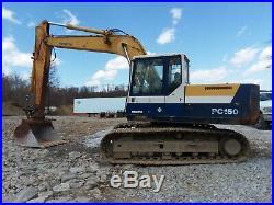 Komatsu Excavator PC 150-5