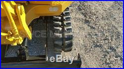Komatsu PC05 Mini Excavator Trackhoe Backhoe Dozer Yanmar Diesel Engine