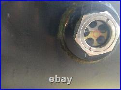 Komatsu PC09- micro mini excavator digger rubber track 2008 SN 13408 1767 hrs