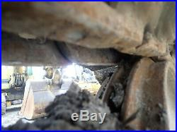 Komatsu PC100-6 Hydraulic Excavator PC-100 EROPS Dsl