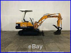 Komatsu PC10-5 Mini Excavator General Listing