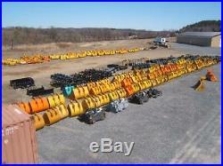 Komatsu PC10-7 Mini Excavator Tractor Dozer Diesel Rubber Tracks Used 40/90 Boom