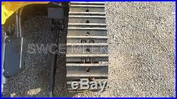 Komatsu PC10 Mini Excavator Trackhoe Backhoe Dozer Yanmar Diesel Engine 749HRS