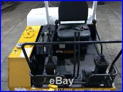 Komatsu PC20-6 Mini Excavator S/N 32387