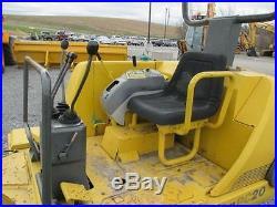 Komatsu PC20-7 Used Mini Excavator Tractor Diesel Dozer Rubber Tracks