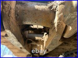 Komatsu PC228 USLC-3NO Hydraulic Excavator with Mech. Thumb