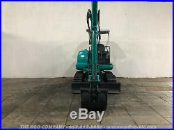 Komatsu PC25-1 Mini Excavator S/N 4390