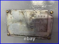 Komatsu PC28UU Mini Excavator SN 2231