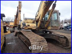 Komatsu PC400LC-6 Hydraulic Excavator CLEAN! Cummins Dsl JRB COUPLER AUX HYD