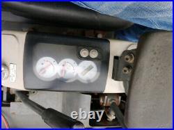 Komatsu PC50MR-2 Mini Excavator Hydraulic Thumb, 2596 Hours, Angle Dozer Blade