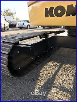 Komatsu PC75UU-2 Excavator