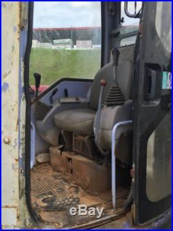 Komatsu PC75UU Excavator