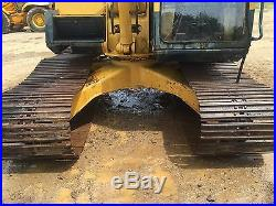 Komatsu PC80 Excavator