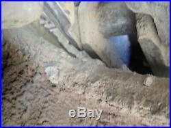 Komatsu PC80 Hydraulic Excavator RUNS GOOD! PC-80 Demo Grapple