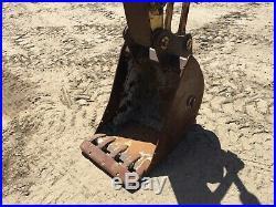 Komatsu Pc-78mr-6 MIDI Excavator