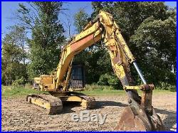 Komatsu excavator Pc210lc-6