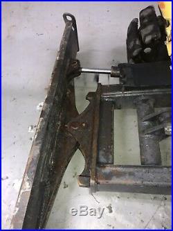 Komatsu mini excavator PC 55