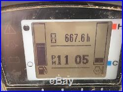 Kubota Excavator Kx057-4 ONLY 667 Hours