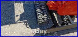Kubota KH007 Mini Excavator Trackhoe Backhoe Kubota Diesel Original Only 1111hrs