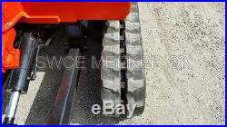 Kubota KH021 Mini Excavator Trackhoe Backhoe Dozer Kubota Diesel Engine 2066HRS