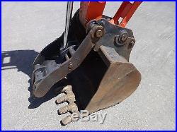 Kubota KX080-3 Midi Excavator Thumb 36 Bucket