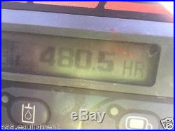 Kubota KX161-3 Excavator with only 480.0 hours