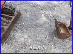 Kubota KX41-2 Mini Excavator! No Reserve