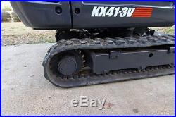 Kubota KX41-3 Excavator Only 321 Hours