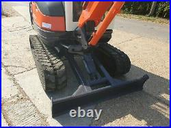 Kubota KX71-3 mini Excavator £14,500 Plus VAT 2300 hours Can Deliver