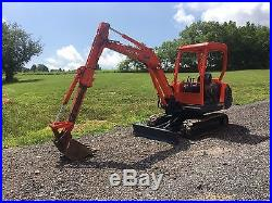 Kubota KX91-2 Excavator with ExtendaHoe NO RESERVE AUCTION